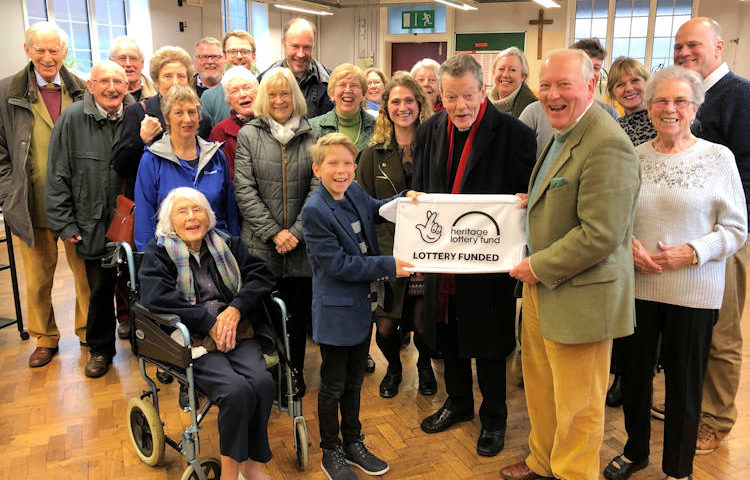 Funding boost for Southwold church heritage project – Roman
