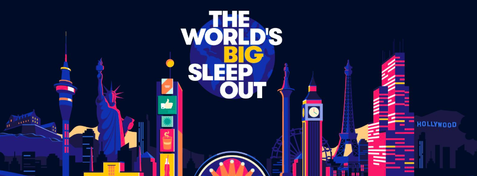 The World's Big Sleep Out